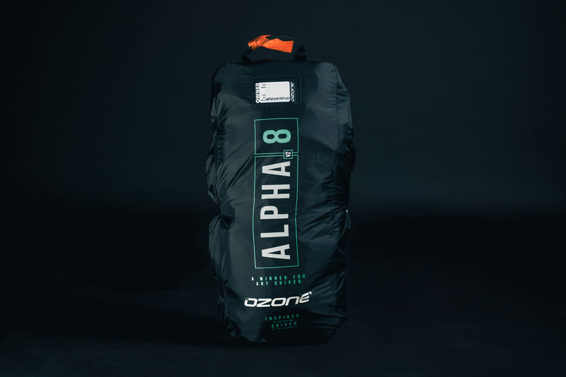 ozone alpha v2 bag