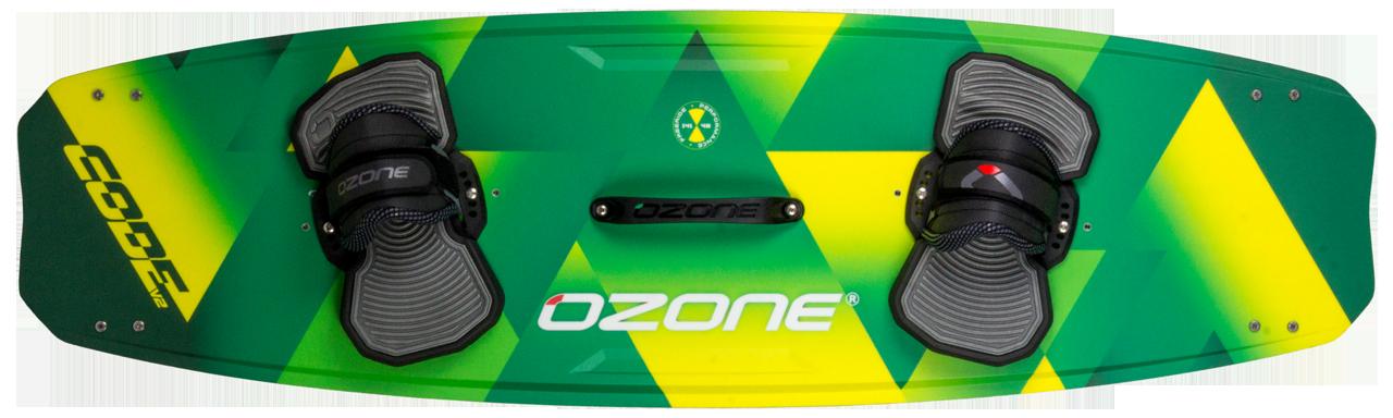 ozone code v2 board